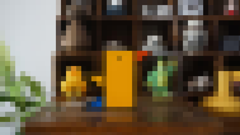Bird home_pixel